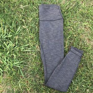 lululemon athletica Pants - Grey Lululemon leggings